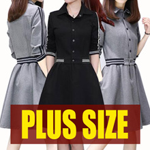 【Nov 21th】QXPRESS 2017 NEW PLUS SIZE FASHION LADY DRESS blouse TOP PANTS skirt