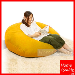 Recliner SOFA BED + pillow ■ BUNNY BEAN BAG with back support ears ■ 3-Fold Stool Bed + Cover ■ Adjustable Foldable Chair 135cm 170cm ★ SG ★ / foldable sofa bed/ sofa bed/ floor sofa/ floor chair