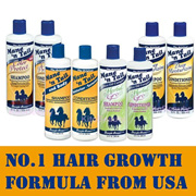 Mane ´n Tail USA No.1 Hair Growth / Anti Hair Loss Hair Care Series [Shampoo 355ml+Conditioner355ml]