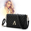 New Design Fashion Girls Cute PU Leather Messenger Tote Shoulder Bag