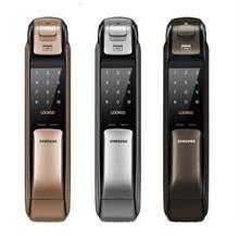 Fingerprint lock password lock home security door lock smart electronic door lock magnetic card lock