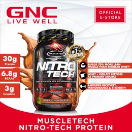 MUSCLETECH NITRO-TECH® PERFORMANCE SERIES 4LB (1.8KG)