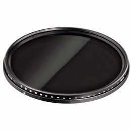 Variable ND Filter by SunTrailer Photography