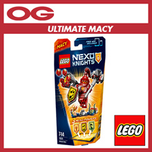 ♥ LEGO NEXO KNIGHTS Ultimate Macy 70331 ♥