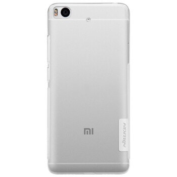 Gold (Nillkin) Millet 5S TPU transparent soft cover /protective sleeve /mobile phone cover White