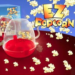 Ez Popcorn Maker / Pembuat Popcorn  Ez Popcorn Maker / Popcorn Makers HOU SJA3287634283 sj0048 K001