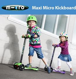 [Micromobility] Micro Kickboard Maxy 8 years - 50 kg
