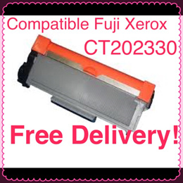 (SG Sales!) Compatible FUJI XEROX Printer Toner Cartridge CT202330 (High Yield)!