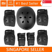 💖LOCAL SELLER💖Xiaomi Ninebot 7in1 Sports Protector Gear Set for Balancing Scooter Protective helme