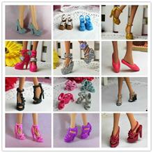 Mattel Barbie Dolls Shoes