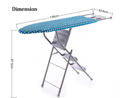 Brand New Premium Multi Functional Ironing Board with Ladder built-in. Local SG Warranty !!