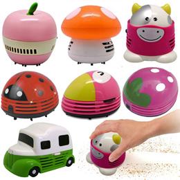 Mini Desk cute Vacuum / Portable Mini Vacuum Cleaner / High power suction mini Vacumm cleaner