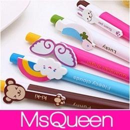 [MsQueen] G150 - Latest Korean Fancy Rainbow Clip / Buy 5 Get 1 Free