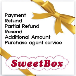 [Sweetbox] Payment / Refund / Partial Refund / Resend / Additional Amount / Needs / Wants / Purchasi