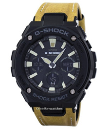 [CreationWatches] Casio G-Shock Tough Solar Shock Resistant 200M GST-S120L-1B Mens Watch