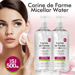 Micellar Water 500ml Corine de Farme the Purity