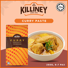 Killiney Curry Paste