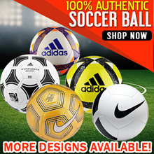 ADIDAS NIKE AUTHENTIC BRANDED WORLD CUP TRAINING INFLATED SOCCER BALL ON OFFER!!