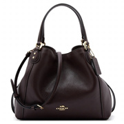 ad79f3d83c11  Coach  Eddie 57124 LI OXBLOOD Women 39s tote and shoulder bag
