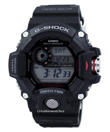 [CreationWatches] Casio Rangeman G-Shock Triple Sensor Atomic GW-9400-1 Mens Watch