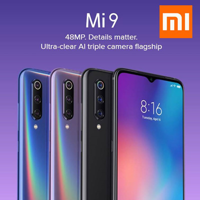 Qoo10 - Ready Stocks NEW 2019 XIAOMI 9 / MI 9 SE / 6+128GB/ 8+128GB With Googl... : Mobile Devices