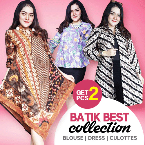 Buy 1 Get 1 Deals for only Rp120.000 instead of Rp120.000