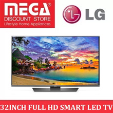LG 32LF630T 32INCH FULL HD SMART LED TV / LOCAL WARRANTY