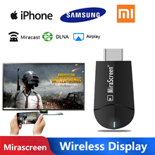 K6 Chromecast 4K TV Dongle for Xiaomi iphone se Mobile wifi 2.4G/5G 4K Airplay Miracast