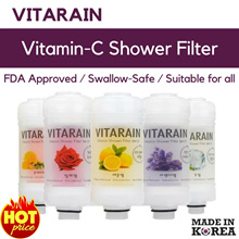 [PROMOTION]  VITARAIN Vitamin-C Shower Filter SW-07 - Anti-Oxidant / Aromatherapy / Moisturizing