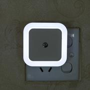 0.4W 4 LEDs Smart LED Light Sensor Night Lamp