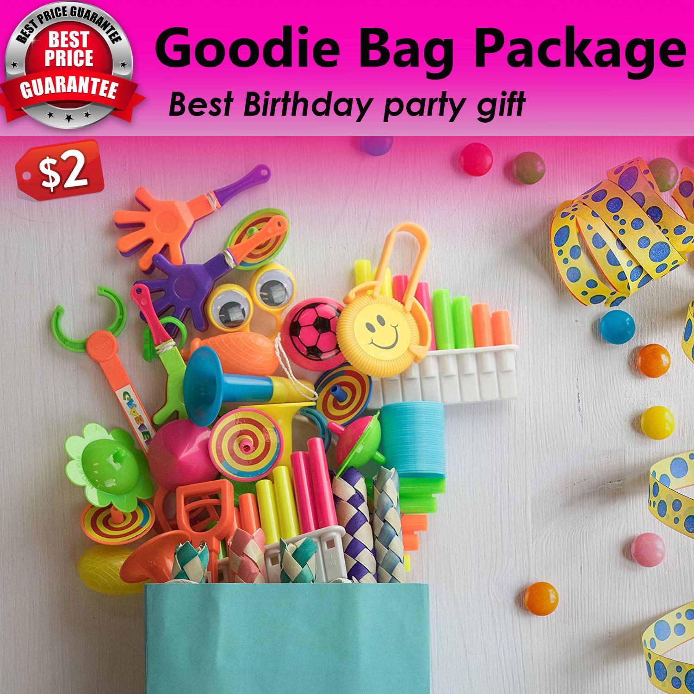 Goodie Bag Children Birthday Party Gift Toys Door