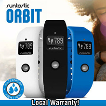 60% Off 100 Sets! ADIDAS GROUP- RUNTASTIC ORBIT - Step Tracking, Distance n Active Minutes / Sleep n Sleep Cycle Tracking / Goal Tracking w Progress Indicator / WaterProof / Versatile Usability. Local