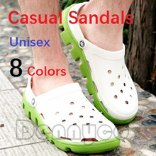 Unisex Sandals Colorful classic casual beach flip flop slippers Men Women garden shoes