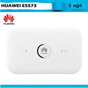 HUAWEI E5573 e557Bs322 4G 150Mbps LTE Portable Router / MIFI / Hotspot Modem 150mbps