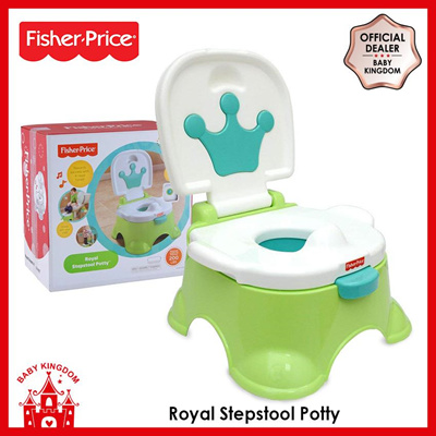 Awesome Fisher Price Promofisher Price Royal Step Stool Potty Spiritservingveterans Wood Chair Design Ideas Spiritservingveteransorg