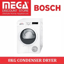 BOSCH WTB86201SG 8KG CONDENSER DRYER / LOCAL WARRANTY