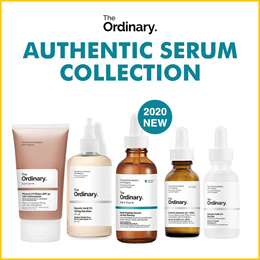 HAIR LOSS SERUM ADDED ! [the ordinary] The Ordinary Skincare Serum Collection / Niacinamide