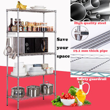 Five Layer Shelves/Shelf/Kitchen Shelf/Shoe Rack