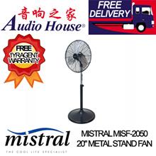 MISTRAL MISF-2050 20 METAL STAND FAN *** 1 YEAR MISTRAL WARRANTY ***
