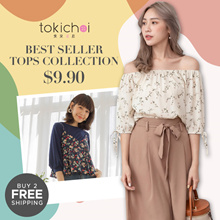 [Buy 2 Free Shipping] ] TOKICHOI - Best Seller - Top Collection