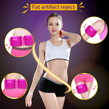 PROMO!!!♥High praise♥Hot sale vibro shaper slimming vibration vibrating massager belt anti cellulite fat burner machine
