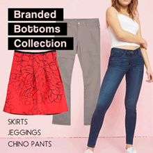 New Collection Branded Bottom For Women - Long Pants - Casual Skirt - Denim Pants