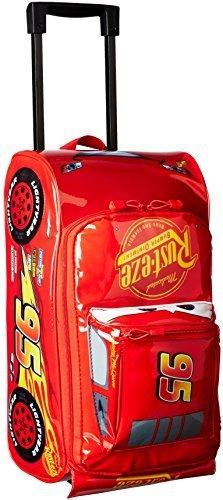 Disney 3 Lighting McQueen Checker Line 110505 Ruz CARS Mini Backpack