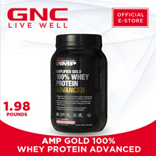 PRO PERFORMANCE® AMP GOLD 100% WHEY PROTEIN ADVANCED DELICIOUS STRAWBERRY (1.98LB)