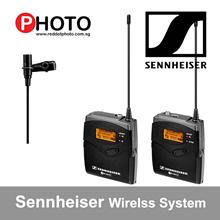 Sennheiser G3 ew-112p wireless lavalier professional microphone system