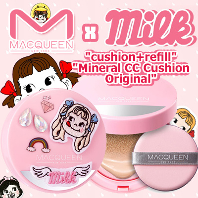 [MACQUEEN] ?Cushion+Refill Event Deals for only Rp255.000 instead of Rp255.000