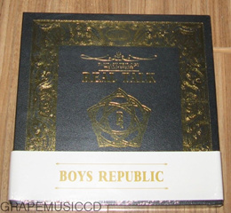 BOYS REPUBLIC Real Talk 2ND EP ALBUM K-POP PHOTOCARD + CD WITH FOLDED POSTER NEW