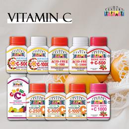 [21st Century] Vitamin C - Build up your immunity Immune System