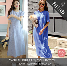 ♥Buy Get Free Gift♥9th Update New Arrivals ♥Korean Style♥ Linen / Casual / LOOSE Fit  / Plus Size
