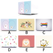 Suitable For MacBook MacBook Air Pro 11-15 Case Computer Bag Keyboard Film Dust Plug Mouse Pad
